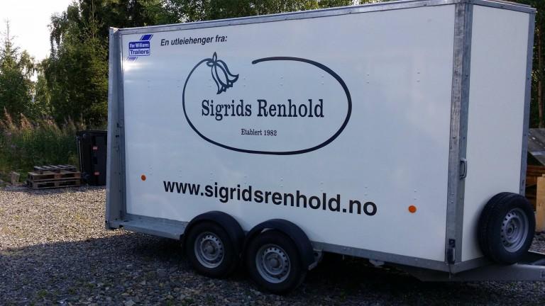 Sigrids_renhold_henger